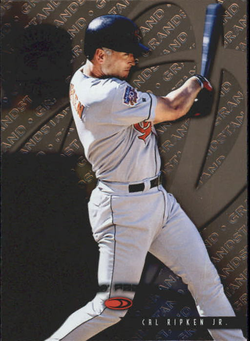1998 Donruss Preferred #170 Cal Ripken PP GS front image