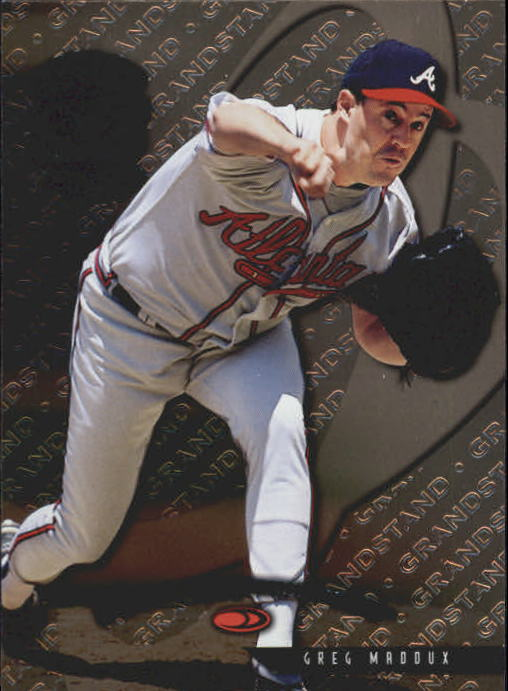 1998 Donruss Preferred #172 Greg Maddux PP GS