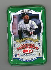 1998 Donruss Preferred Green Boxes #9 Derek Jeter