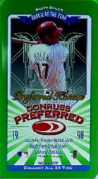 1998 Donruss Preferred Green Boxes #20 Scott Rolen PH