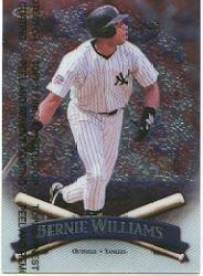 1998 Finest #177 Bernie Williams