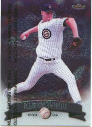 1998 Finest #272 Kerry Wood