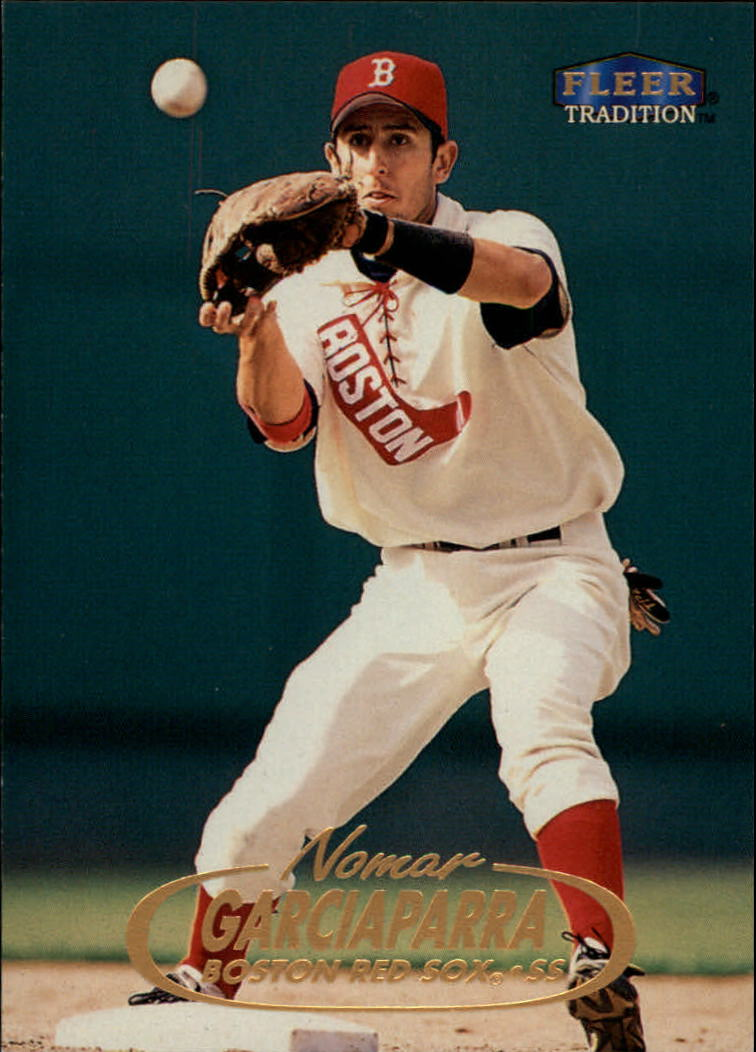 1998 Fleer Tradition #5 Nomar Garciaparra