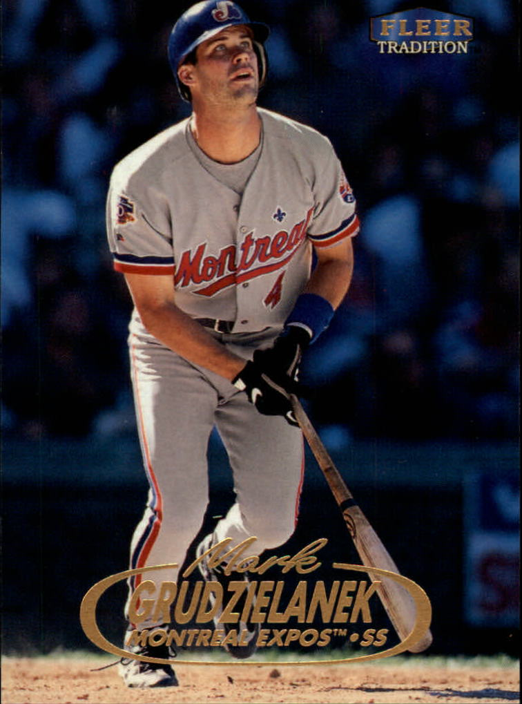 1998 Fleer Tradition #12 Mark Grudzielanek