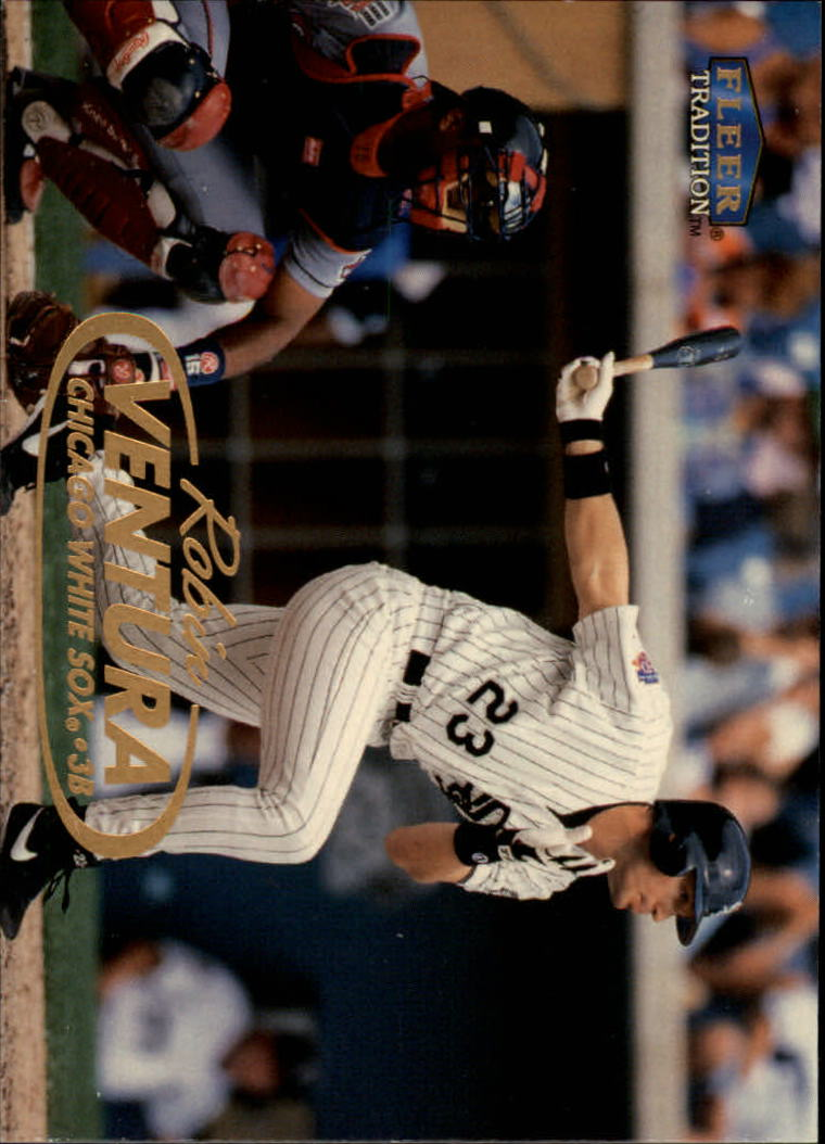 1998 Fleer Tradition #23 Robin Ventura
