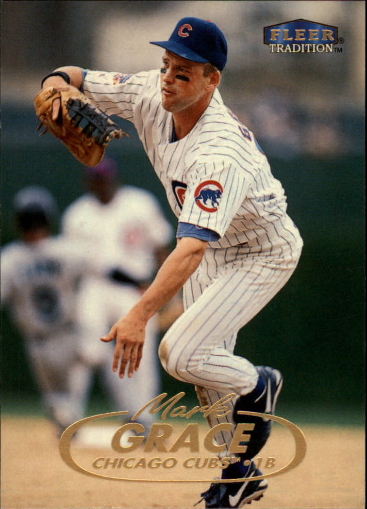 1998 Fleer Tradition #44 Mark Grace