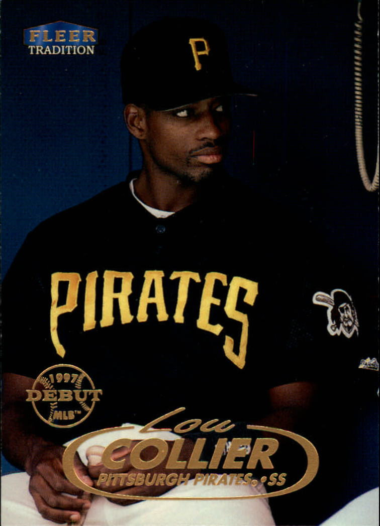 1998 Fleer Tradition #46 Lou Collier