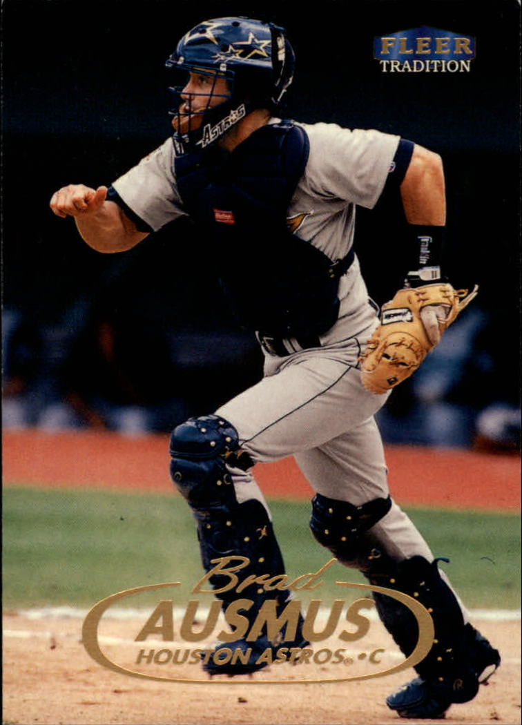 1998 Fleer Tradition #260 Brad Ausmus
