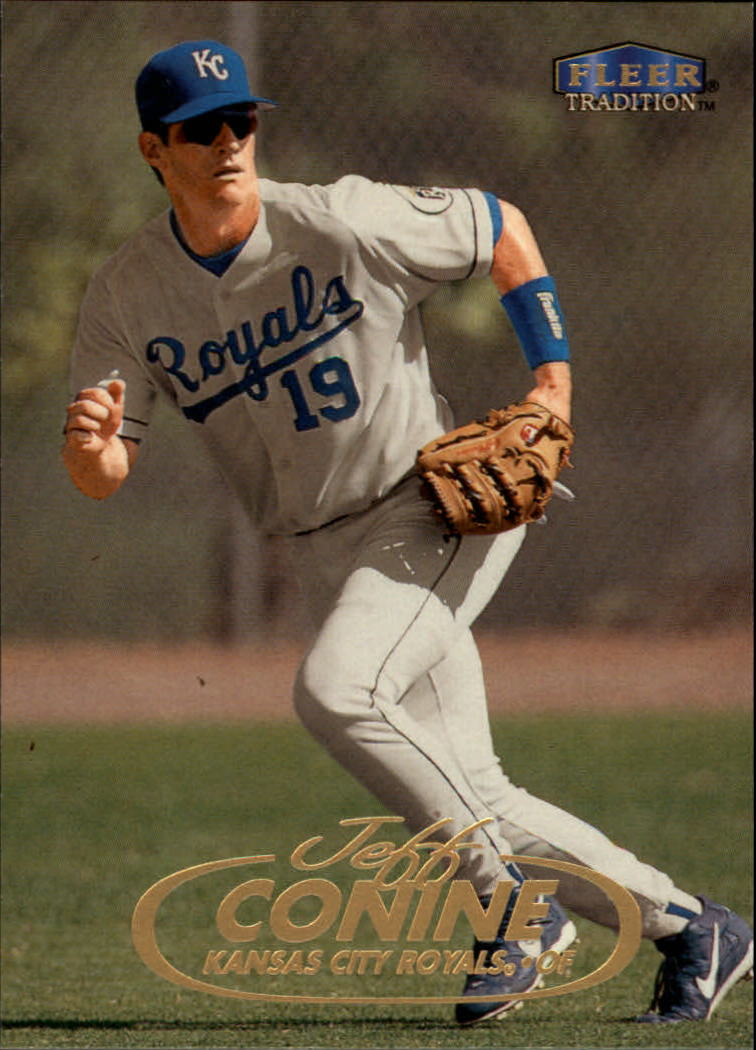 1998 Fleer Tradition #374 Jeff Conine