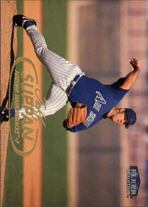 1998 Fleer Tradition #478 Jeff Suppan