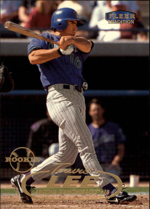 1998 Fleer Tradition #515 Travis Lee