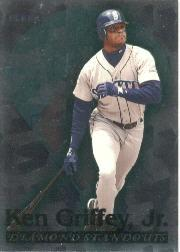1998 Fleer Tradition Diamond Standouts #8 Ken Griffey Jr.