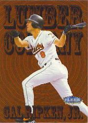1998 Fleer Tradition Lumber Company #12 Cal Ripken