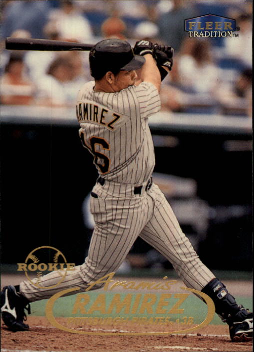 1998 Fleer Tradition Update #U15 Aramis Ramirez