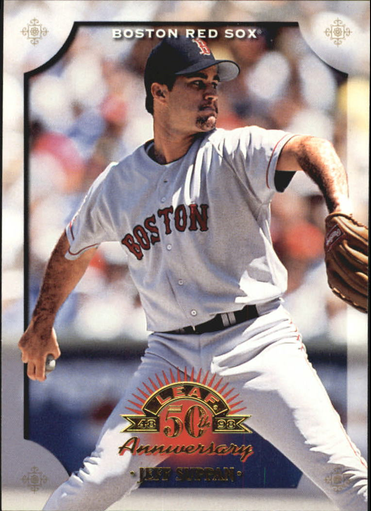 1998 Leaf #33 Jeff Suppan