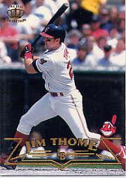 1998 Pacific #79 Jim Thome