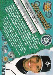 1998 Pacific #193 Alex Rodriguez back image