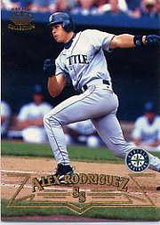 1998 Pacific #193 Alex Rodriguez front image