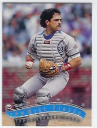 1998 Pacific #339 Mike Piazza