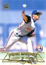 1998 Pacific #349 Pedro Martinez
