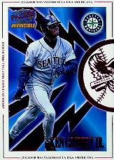 1998 Pacific Invincible Interleague Players #11A Ken Griffey Jr.