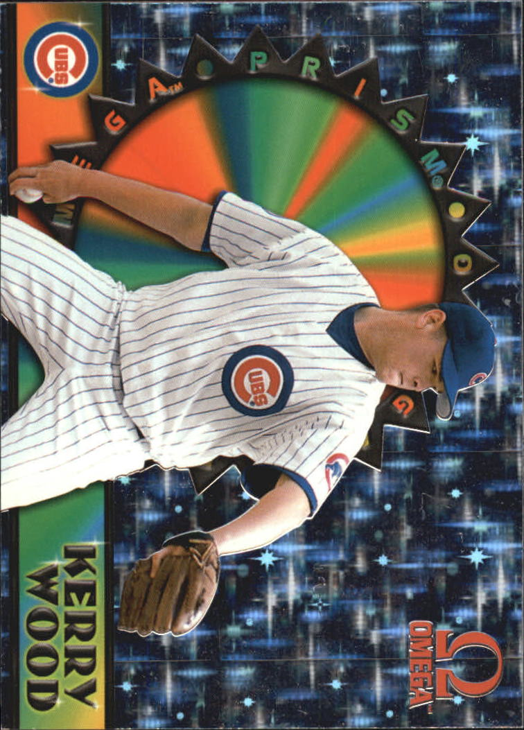 1998 Pacific Omega Prisms #15 Kerry Wood