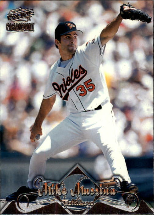 1998 Paramount #15 Mike Mussina