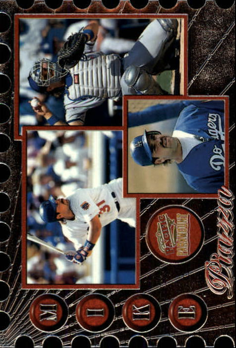 1998 Paramount Special Delivery #11 Mike Piazza