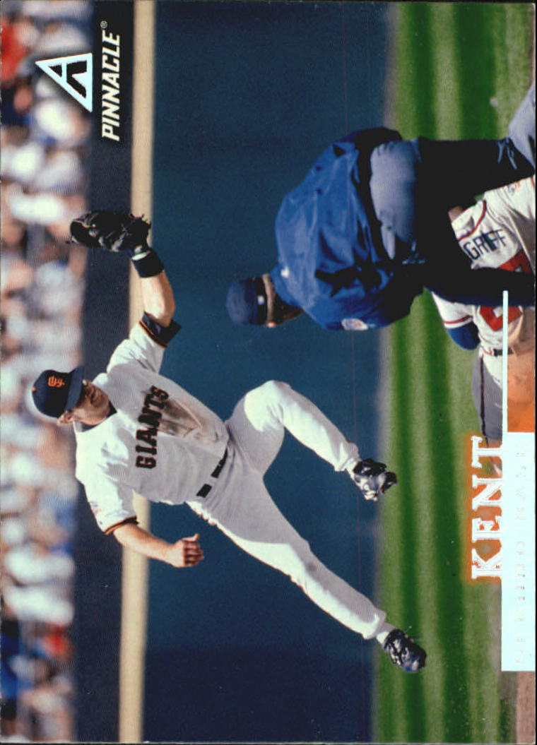 1998 Pinnacle #86 Jeff Kent