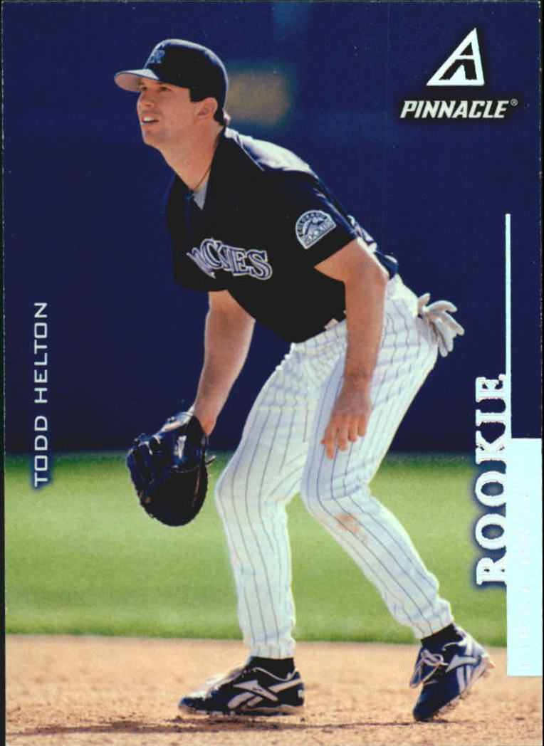 1998 Pinnacle #173 Todd Helton