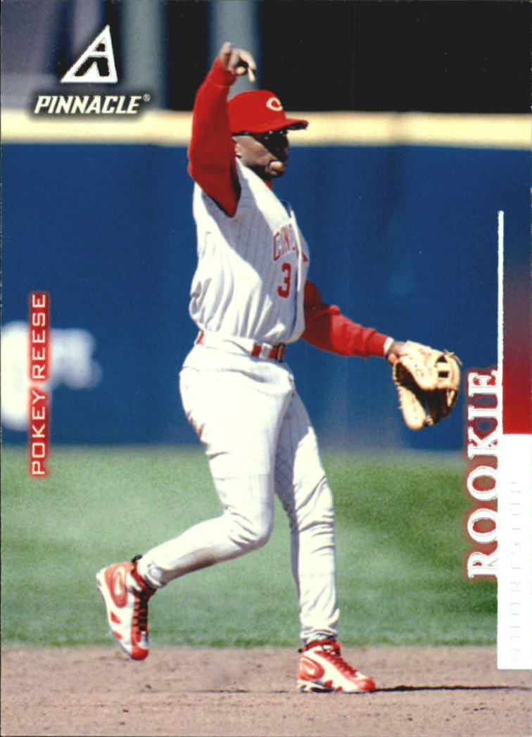 1998 Pinnacle #175 Pokey Reese