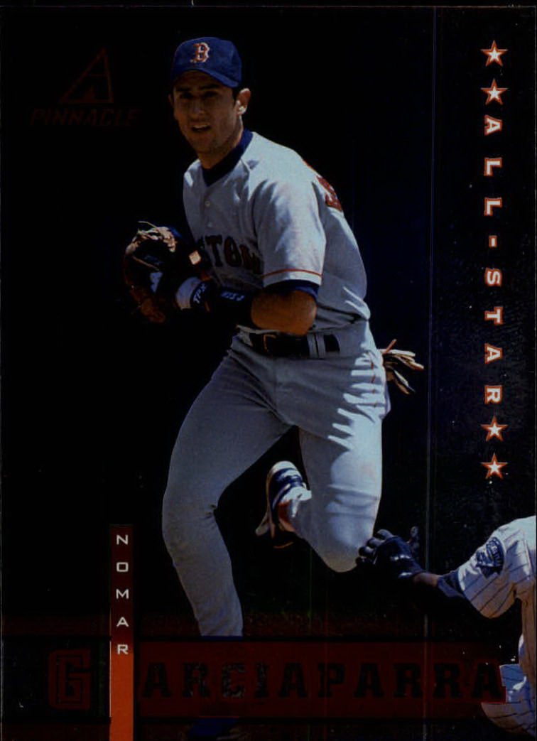 1998 Pinnacle Plus #8 Nomar Garciaparra