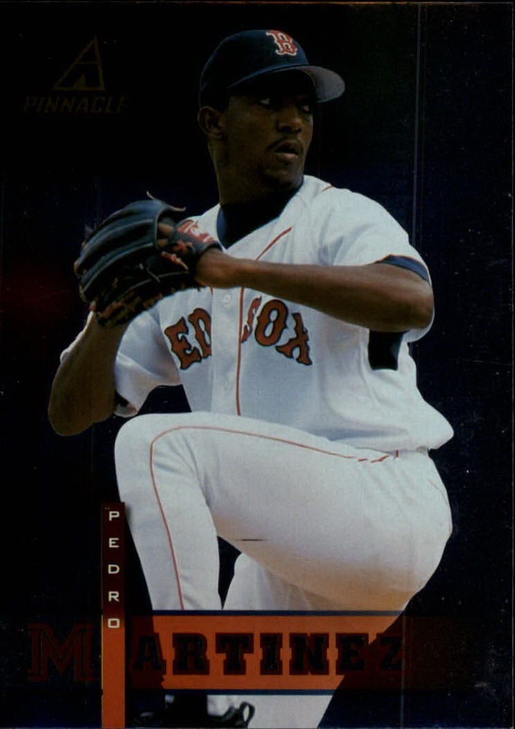 1998 Pinnacle Plus #29 Pedro Martinez