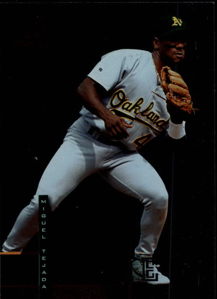 1998 Pinnacle Plus #36 Miguel Tejada