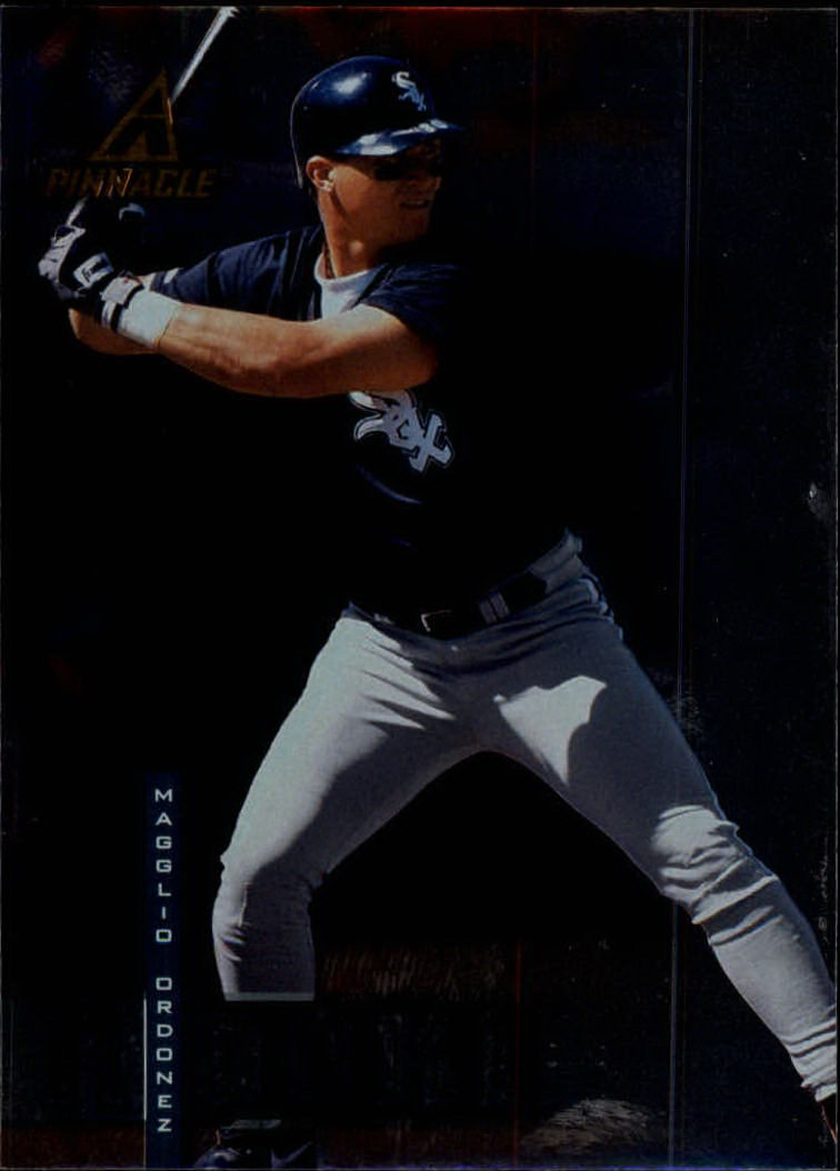1998 Pinnacle Plus #62 Magglio Ordonez RC