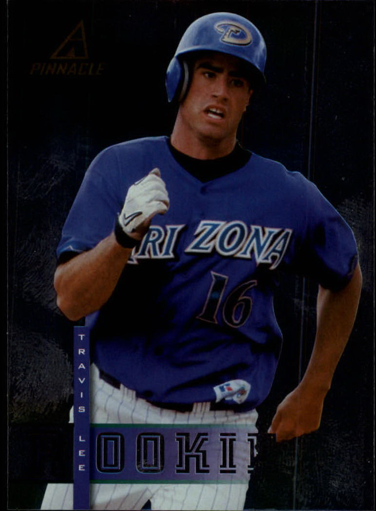 1998 Pinnacle Plus #68 Travis Lee