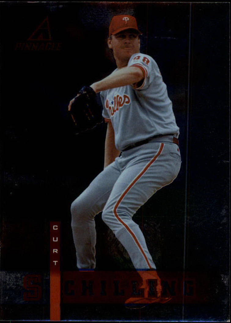 1998 Pinnacle Plus #81 Curt Schilling