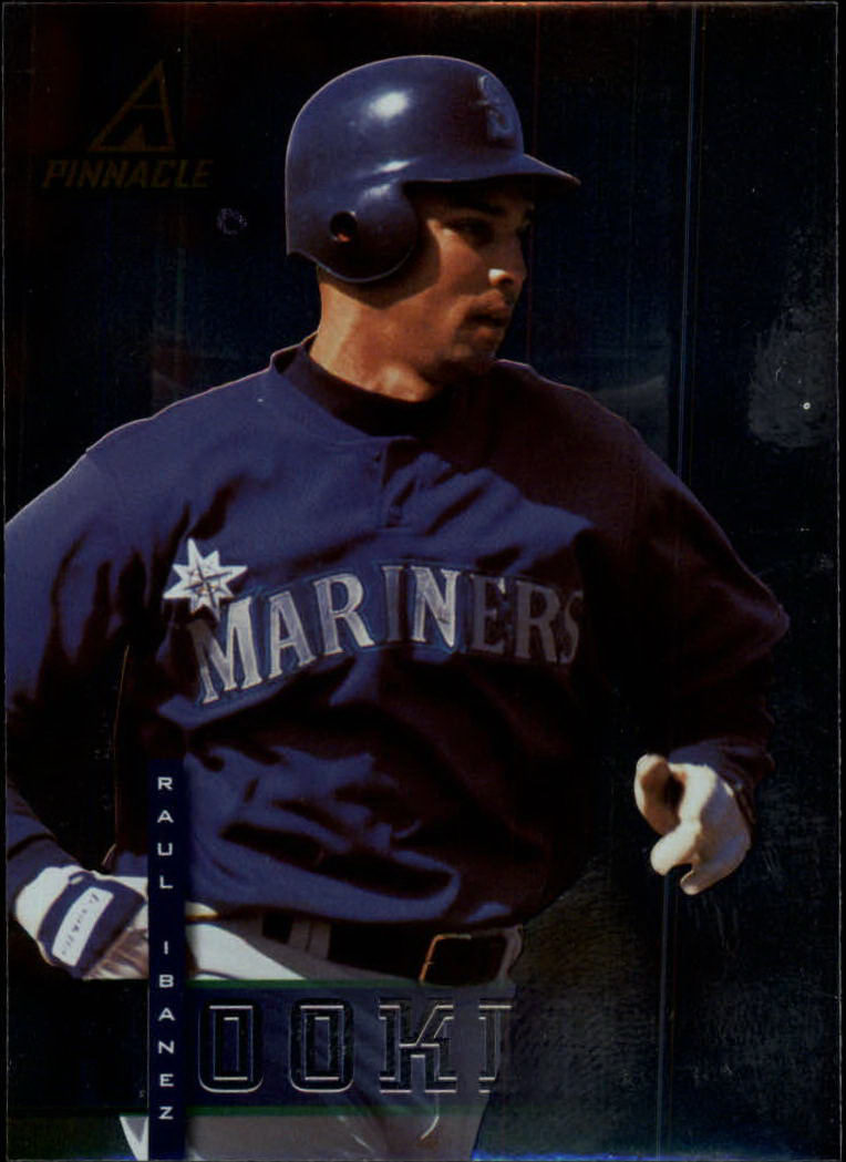 1998 Pinnacle Plus #94 Raul Ibanez