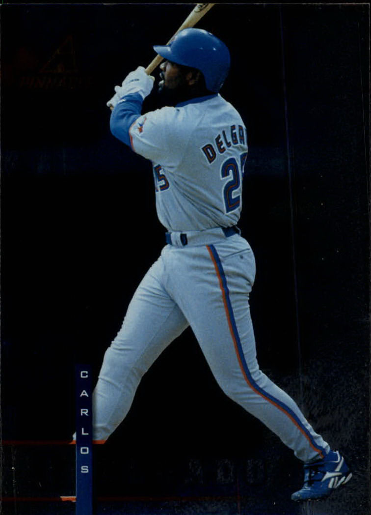 1998 Pinnacle Plus #108 Carlos Delgado