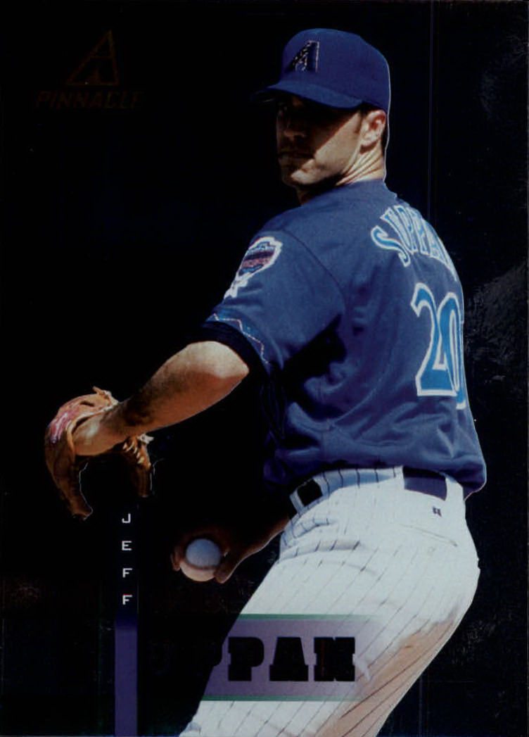 1998 Pinnacle Plus #134 Jeff Suppan