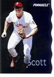 1998 Pinnacle Plus Lasting Memories #6 Scott Rolen