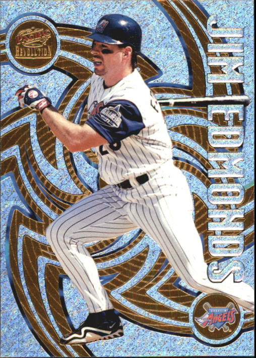 1998 Revolution #2 Jim Edmonds