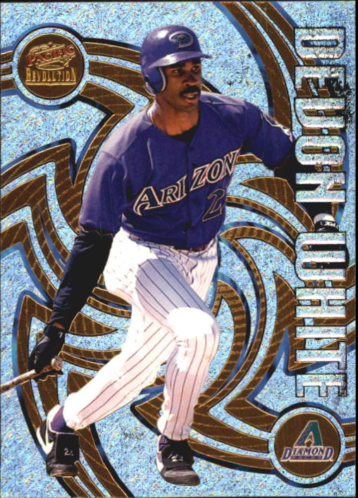 1998 Revolution #8 Devon White