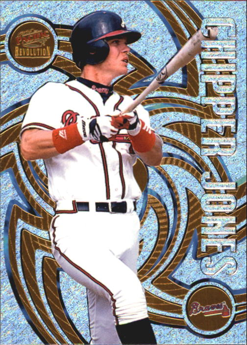 1998 Revolution #13 Chipper Jones
