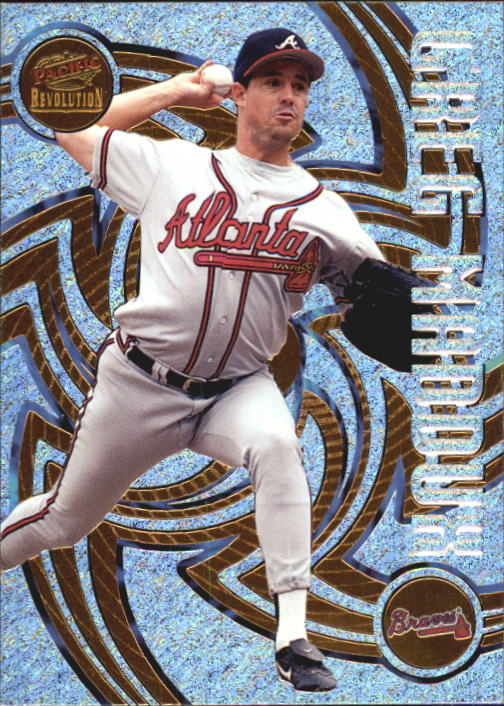 1998 Revolution #16 Greg Maddux