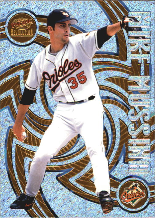 1998 Revolution #20 Mike Mussina