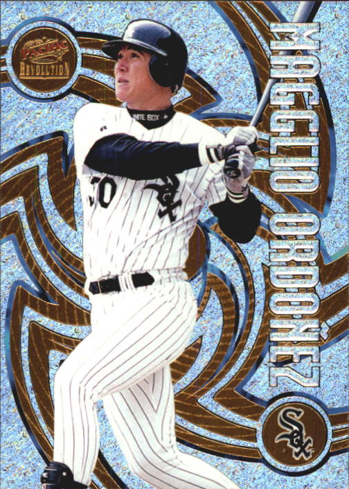 1998 Revolution #36 Magglio Ordonez RC
