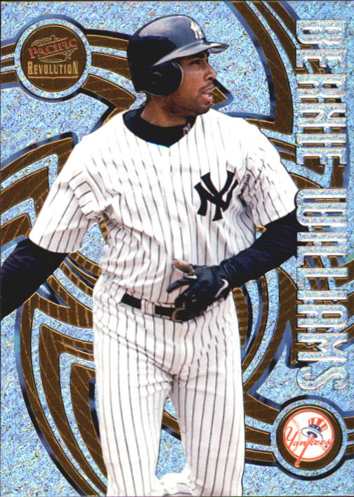 1998 Revolution #104 Bernie Williams