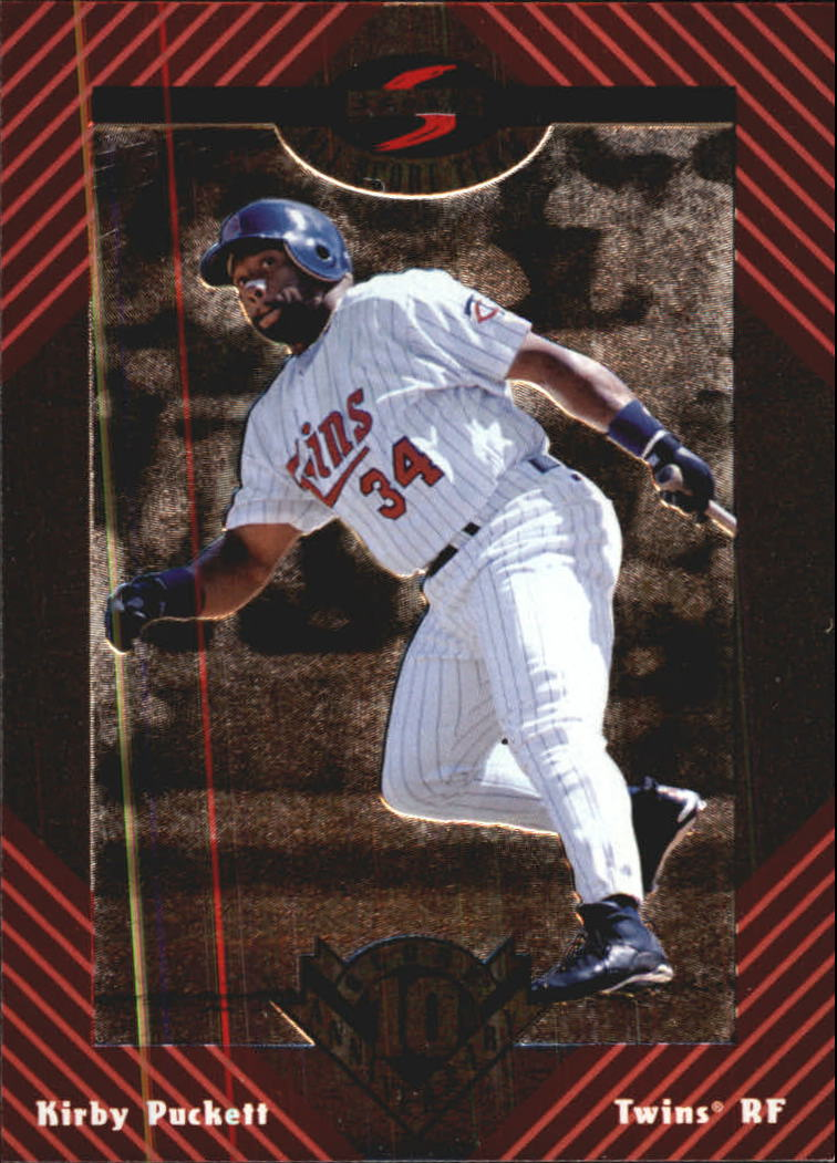 1998 Score All Score Team #11 Kirby Puckett