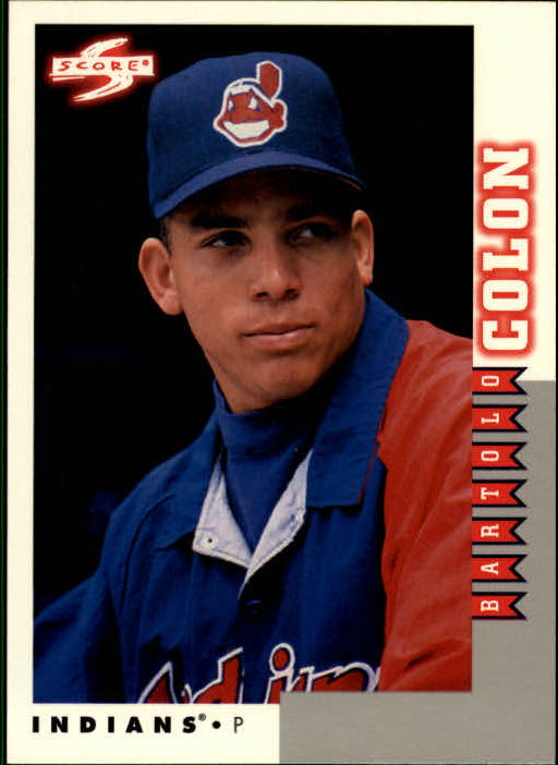 1998 Score Rookie Traded #63 Bartolo Colon